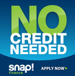 Snap Finance Side Ad